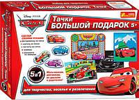 Большой подарок для мальчиков Тачки, Ranok Creative 207565 (207565)