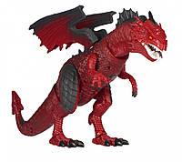 Динозавр Same Toy Dinosaur Planet Дракон красный со светом и звуком (RS6169AUt)