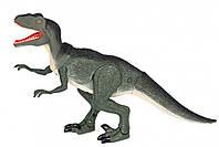 Динозавр Same Toy Dinosaur Planet зеленый со светом и звуком  (RS6128Ut)