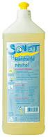 Органическое нейтральное жидкое мыло Sonett для мытья рук, тела, волос,1000 мл.