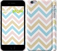 """Чехол на iPhone 6 Plus Шеврон v8 """"2821c-48"""""""