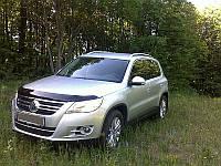 Дефлектор капота SIM Volkswagen TIGUAN 2008-