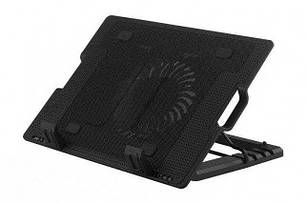 Подставка для ноутбука Ergostand с охлаждением Черный (3543543)