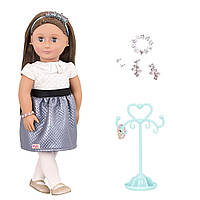 Кукла Our Generation Алиано с украшениями 46 см (BD31166Z)