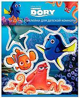 Наклейки для детской Рыбка Дори, Ranok Creative (269966)