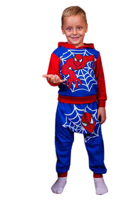 Новогодний костюм 110 см Спайдермен (К3601)