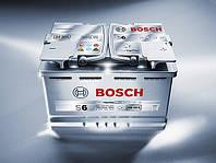 Аккумуляторы Bosch S6 AGM 105Ah / пусковой ток 950A