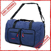 Сумка дорожная Members Holdall Ultra Lightweight Foldaway Small Navy 39л 922790