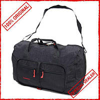 Сумка дорожная Members Holdall Ultra Lightweight Foldaway Small Black 39л 922789