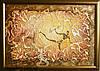 Картины для интерьера Наскальные рисунки Африки (купить картину маслом киев)