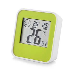 Термогигрометр DC205 Зеленый с белым (30-SAN263)