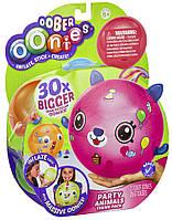 Набор для создания игрушек OONIES - ЗВЕРЯТА (2 заготовки, трубочка для надувания, 23 детали) (19935)