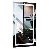 Зеркало прямоугольное без подсветки во весь рост SmartWorld Crasula 110x50x0.4 см (3011-F60-110x50)