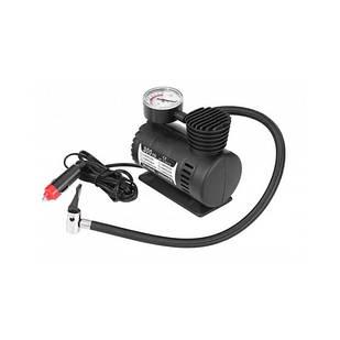 Автомобильный компрессор 300 psi 10-12Amp 30 л + насадки (46504)