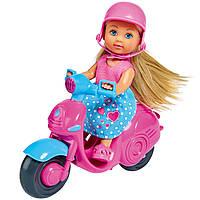 Кукла Еви на скутере (573 3345)