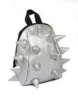 Рюкзак  MadPax Rex Mini BP, цвет Moonwalk (серебро)  5 литров (M/PINT/MOO)