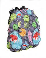 """Рюкзак """"Bubble Half"""", цвет серый мульти 16 литров (M/MON/GRE/HALF)"""