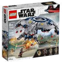 Конструктор LEGO Star Wars Дроид-истребитель 389 деталей (75233)
