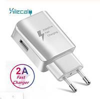 Быстрое зарядное устройство для смартфона телефона Быстрая зарядка 5 в 2A USB