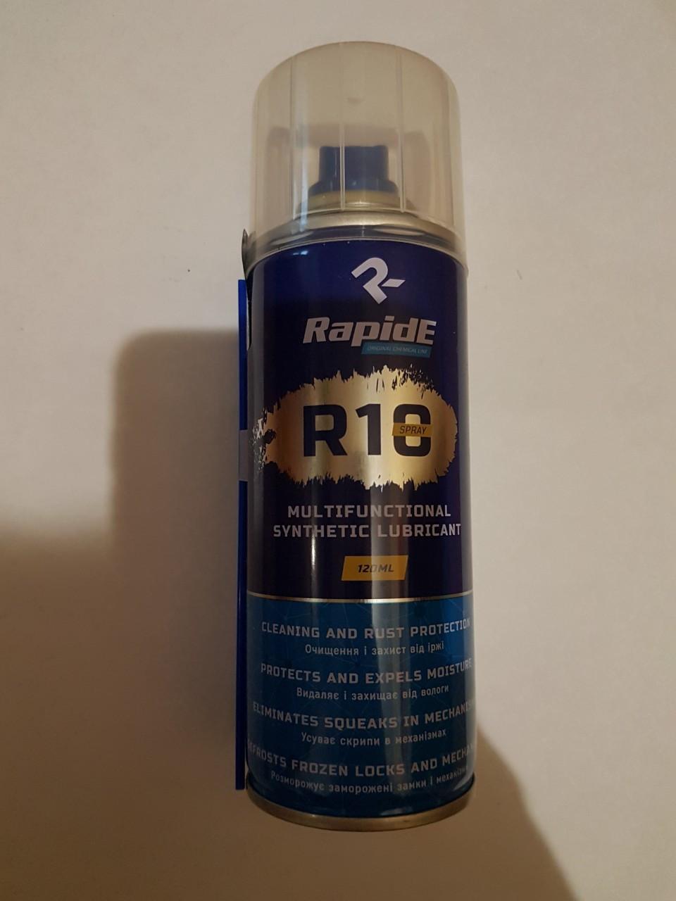 Универсальное синтетическое масло RapidE R-10 120 ml