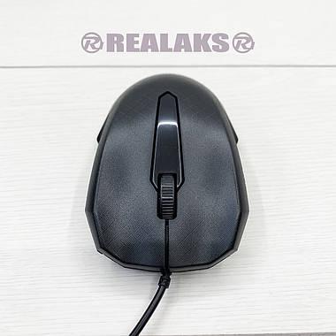 Мышка оптическая проводная USB FANTECH T-530 (Black), фото 3