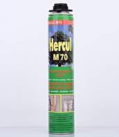 Монтажная пена всесезонная «Hercul» M70   (850мл)