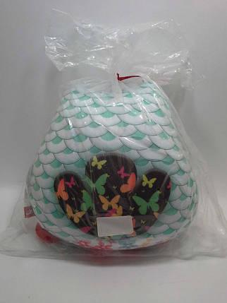 Danko Мягкая игрушка антистресс Сова в бабочках р.23х24 см (DT-ST-01-44), фото 2
