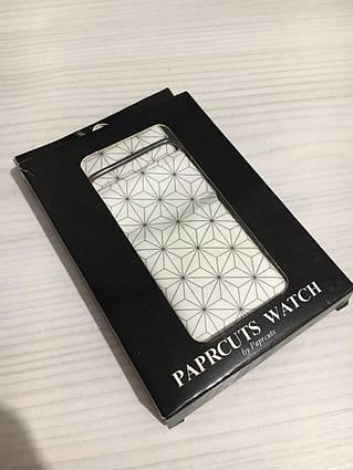 Часы Бумажные  Paper Watch