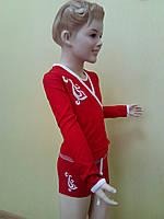 Спортивная кофта для гимнастики