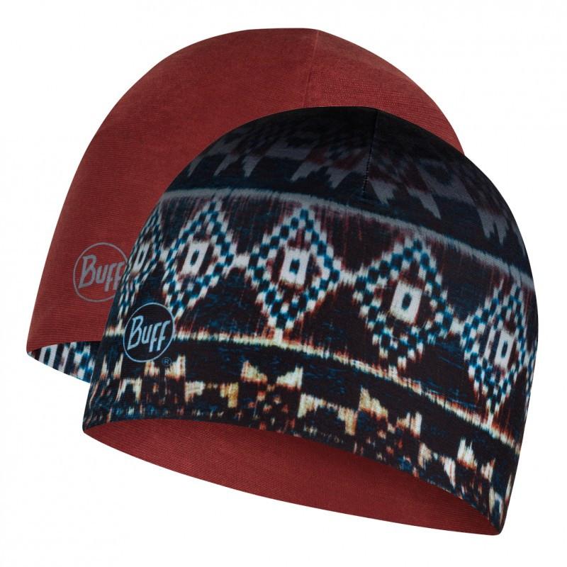 Шапка BUFF Microfiber Reversible Hat butú dark navy