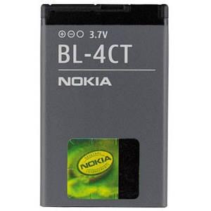 Аккумулятор Nokia BL-4CT на Nokia 2720f, 5310, 5630, 6600f, 6700s, 7210S, 7230, 7310S, X3-00, ОРИГИНАЛ