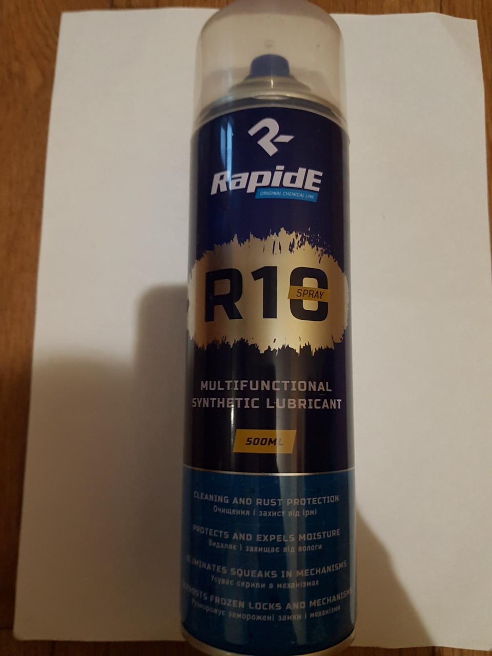 Универсальное синтетическое масло RapidE R-10 500 ml