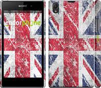"""Чехол на Sony Xperia Z1 C6902 Флаг Великобритании 1 """"386c-38"""""""