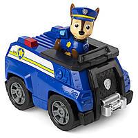 Оригинальный игровой набор Щенячий Патруль Гонщик Чейз на машине Paw Patrol Chase's Patrol Cruiser 6054967