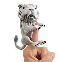Интерактивная фигурка Фингерлингс Саблезубый тигр WowWee Untamed Sabre Tooth Tiger by Fingerlings 3971