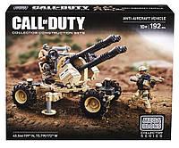 Конструктор Мега Блокс Противовоздушная установка Mega Bloks Call of Duty Anti-Aircraft Vehicle DKX53