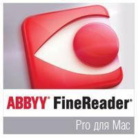 ПО для работы с текстом ABBYY FineReader Pro for Mac (ESD) for personal use (FR12PM-FMPL-X)