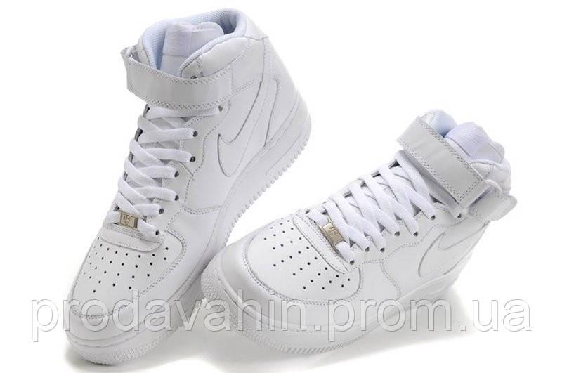 73514a1f Кроссовки женские Nike Air Force High. женские кроссовки найк аир форс, кроссовки  аир форс