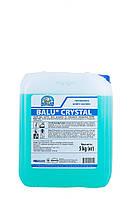 BALU Crystal средство для мойки стекол, зеркал 5 л