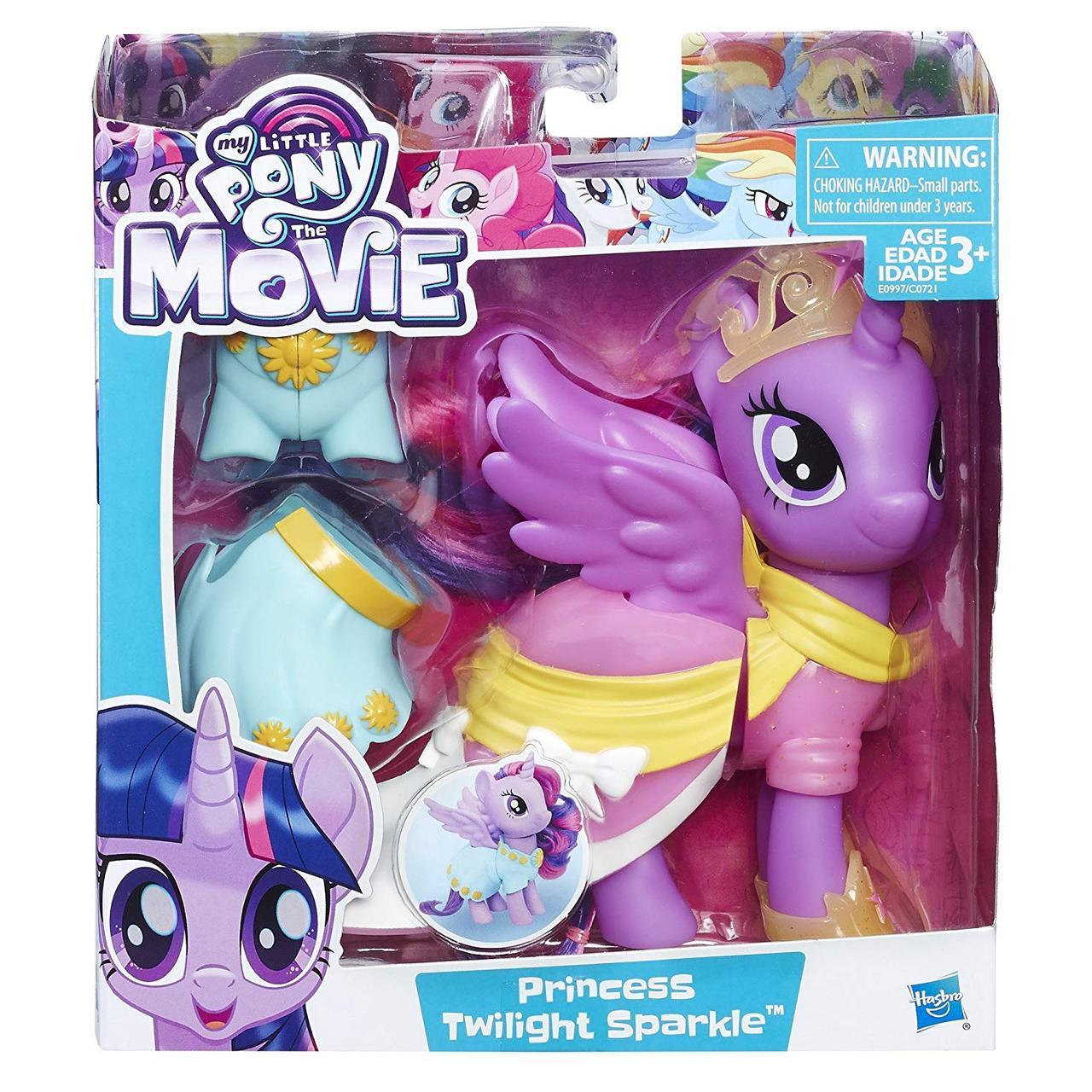 Игровой набор пони - модница My Little Pony Snap-On Fashion Twilight Sparkle Твайлайт Спаркл