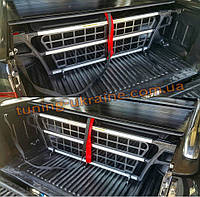 Разделитель груза для Volkswagen Amarok 2010+ Делитель в кузов Делитель кузова для Фольксваген Амарок с 2010