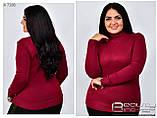 Кашемировый свитер раз. 50-54, фото 8