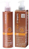 Молочко 15в1 для укладки кудрявых волос Inebrya Ice Cream Curly Plus Curl One 15in1 200 мл