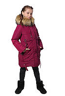 Зимняя курточка на девочку Эмили