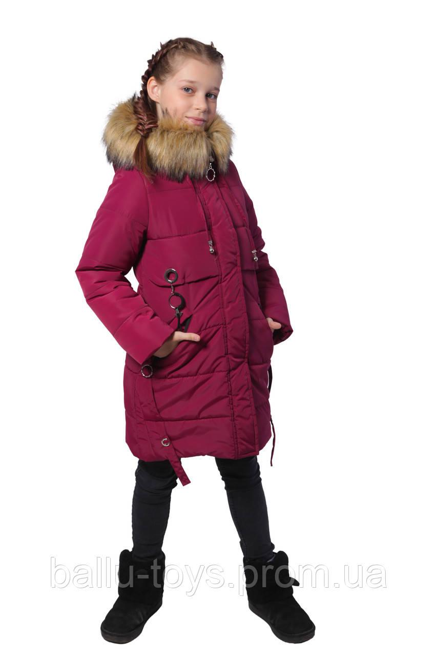 Зимняя курточка на девочку Эмили, фото 1