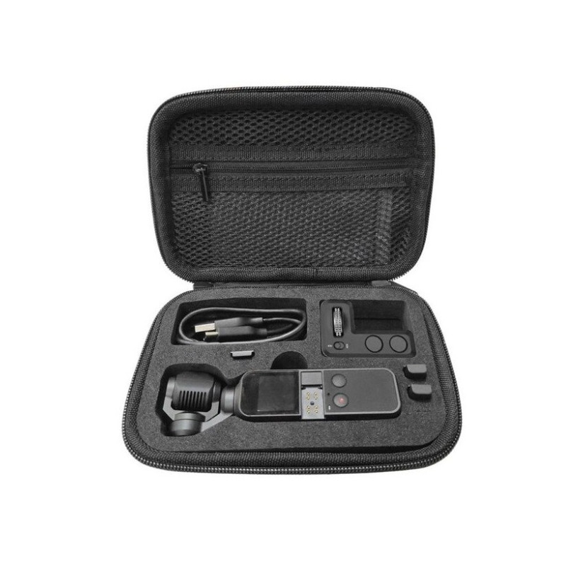 Кейс, футляр для камеры DJI Osmo Pocket и аксессуаров к ней (код № XT-531)