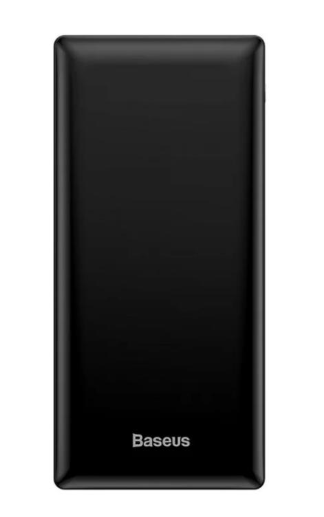 Портативна батарея Baseus Mini JA 30 000mAh (Black) PPJAN-C01. Реальна ємність!!!