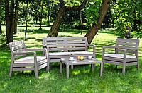 Комплект садовой мебели Allibert Delano Set, фото 1