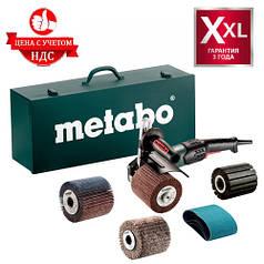 Щеточная шлифовальная машина Metabo SE 17-200 RT Set