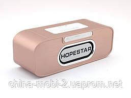 Hopestar H29 портативная колонка, мощная беспроводная колонка, золото, фото 2